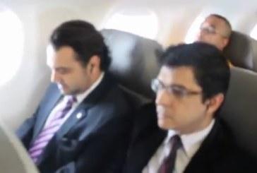 Marco Feliciano sofre bullying dentro do avião