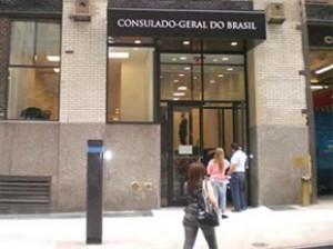 consulado brasileiro em newark 300x224 Consulado cancela missão itinerante de agosto em Newark