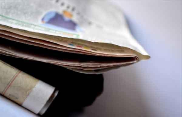 A heroica trajetória de um jornal