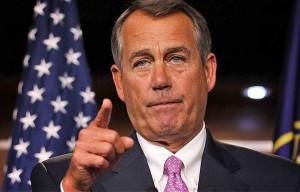 O porta-voz John Boehner vem sendo pressionado para incluir a proposta de reforma migratória na agenda de votações da Câmara dos Deputados