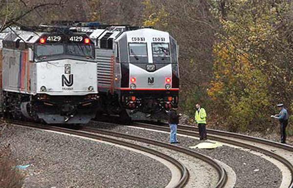 Aumenta número de suicídios nas linhas férreas em Nova Jersey
