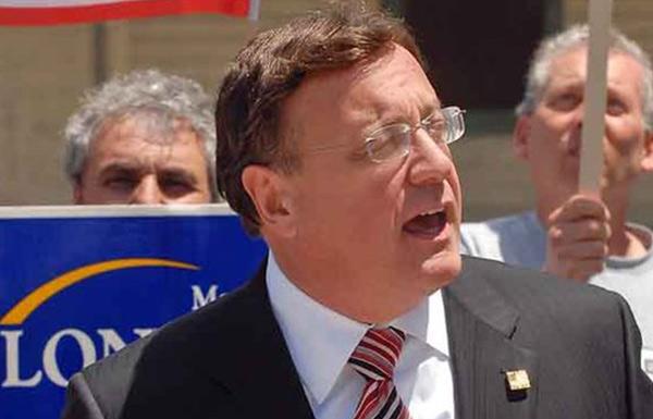 Lonegan: O impasse no Congresso me custou a eleição em Nova Jersey