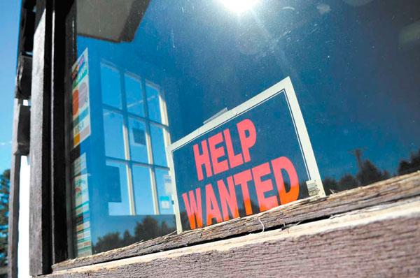 Cai índice de desemprego durante novembro em Nova Jersey
