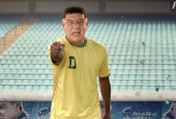"""Head & Shoulders — Joel, Pelé e Marcos em """"Camisa 10"""""""