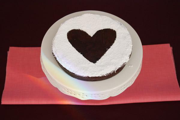 Torta Valentine