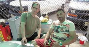 Luciano Alves e Sergio Rieger