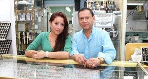 Livier Zavala e Andres Chavez