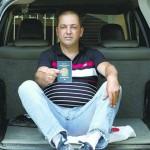 O mineiro Marcelo Faria Peito, 49, foi uma das vítimas no ano passado e teve as malas roubadas de dentro do carro em um estacionamento em Miami