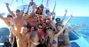 Brazilian Boat Party