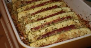 zucchine-assado-com-bacon