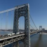 Somente esse ano, 13 pessoas morreram e pelo menos 45 tentativas de suicídio foram impedidas na ponte George Washington