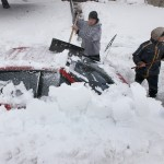 Especialistas preveem que temperaturas baixas e muitas tempestades estão a caminho da região nordeste do país