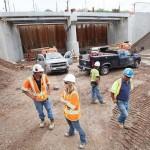 O porta-voz do NJ Transit, William Smith, evitou comentar o que o órgão fará com o terreno se as obras de construção do túnel não continuarem
