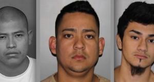 Lisandro Benites Moreno está preso sob a fiança de US$ 3.5 milhões, Luís Alfaro sob a fiança de US$ 2.5 milhões e Carlos Amaya sob a fiança de US$ 2 milhões
