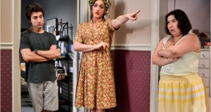 """O filme """"Minha Mãe é uma Peça"""", estrelando o popular comediante de teatro e TV, Paulo Gustavo, fará parte da primeira série de exibições do MMI"""