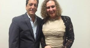 Esterliz Mayer Nunes e Jorge Moreira Nunes