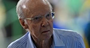 Zagallo foi assaltado na noite da última terça, na Barra da Tijuca, zona oeste do Rio