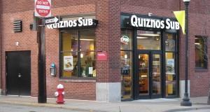 O nova-iorquino Jimmy Lambatos fundou a Quiznos em Denver (CO) em 1981, na tentativa de recriar o tipo de sanduíche assado que encontraria facilmente em sua cidade natal