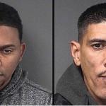 Ramon Torres, de 39 anos, e Roberto Quinones, de 46 anos, ambos residentes na Filadélfia, foram acusados de posse de heroína para distribuição
