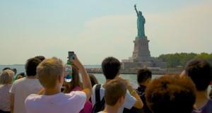 De janeiro a novembro de 2014, foram emitidos mais de 1 milhão de vistos para brasileiros. Detalhe: Nova York, um dos destinos preferido de milhões de turistas nos EUA