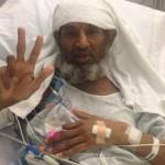 Geraldo Corredor da Paz permanece internado no Hospital Beth Israel e deverá ser submetido à uma segunda cirurgia ainda essa semana