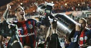 O San Lorenzo, da Argentina, foi o campeão da última edição da Libertadores da América