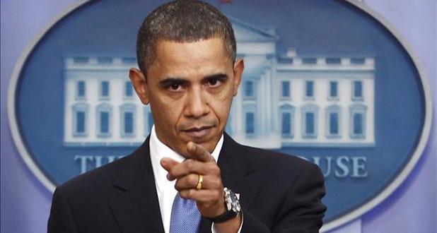 """""""As paixões ainda voam soltas no que diz respeito à imigração, mas certamente todos nós podemos nos identificar com o jovem aluno estudioso e concordar que ninguém se beneficia quando uma mãe trabalhadora é tirada dos seus filhos"""", disse Obama"""