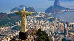 """Nem o Rio de Janeiro, cartão postal do país e considerada a """"Cidade Maravilhosa"""", escapou das críticas do norte-americano que, segundo ele, morou 3 anos com a esposa brasileira em São Paulo"""
