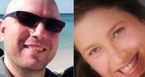 Separados, Maurício Levy Sadicoff e Flávia Harpaz travam uma batalha judicial pela custódia da única filha, Samantha, que desde 1 ano mora no Brasil