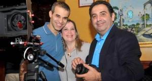 Jose Moreira, Cristina Natividade e Joao Vianna