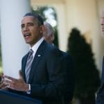 Antes da votação final na sexta-feira, Obama realizou uma reunião com os seus assessores principais, incluindo o secretário do DHS, Jeh Johnson