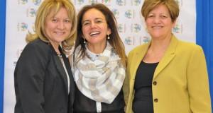 Viviane R. Wilkens, Solange Paizante e Zelia de Souza