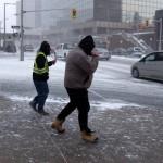 Seja neve ou chuva, o NWS adiantou a tendência que acabe no início da tarde de sábado (28)