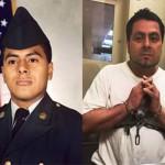 Apoiadores alegam que o veterano Jorge Luís Salcedo sofre de PTSD em decorrência do tempo em que lutou nas Forças Armadas dos EUA