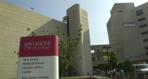 O Hospital Universitário (UMDNJ) atende a população residente na região metropolitana de Newark (NJ)