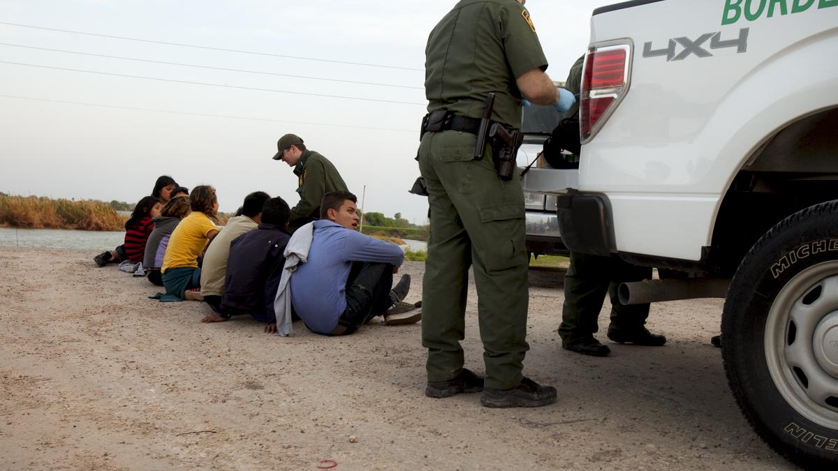 Cai o número de entradas clandestinas pela fronteira dos EUA