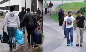 Foto29 Refugiados na Suecia 300x180 Após abrir fronteiras para refugiados, Suécia sofre aumento de casos de estupro