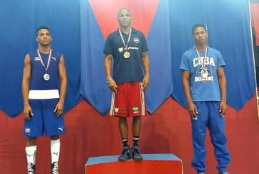Brasileiro leva ouro no boxe em competição em Cuba