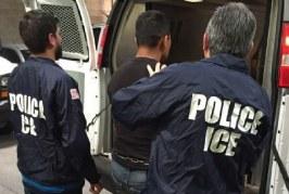 Batidas do Ice resultam na prisão de 331 imigrantes
