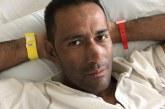 Brasileiro luta contra o AVC e meningite fúngica em Elizabeth-NJ