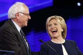 Bernie Sanders diz que votará em Hillary Clinton
