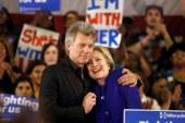 """Bon Jovi quer """"vaga"""" na administração Clinton"""