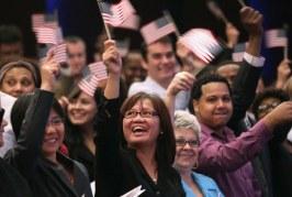 Campanha de naturalização recruta 600 mil novos eleitores