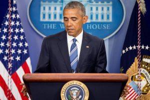 As ações executivas do Presidente Obama continuaram bloqueadas depois do empate de 4 contra 4 em junho desse ano