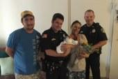 Policial brasileiro faz parto de conterrânea em MA