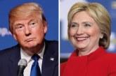 Trump faz menos US$ 25 milhões que Hillary em campanha