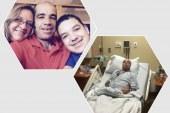 Brasileira faz campanha para marido com câncer em Maryland
