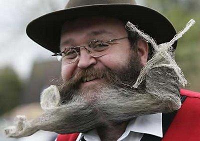 barbudo Os barbudos voltaram