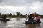 México luta contra a imigração ilegal em sua fronteira sul