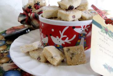 Biscoitos Shortbread